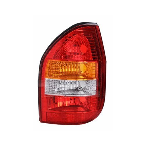 Combination Rearlight TYC 11-0114-01-2 OPEL