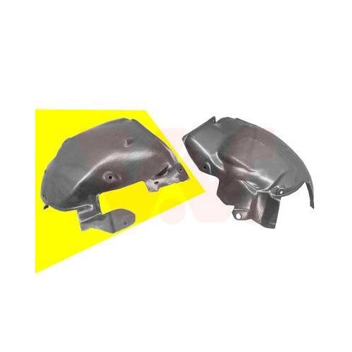 Panelling, mudguard VAN WEZEL 4328433 RENAULT