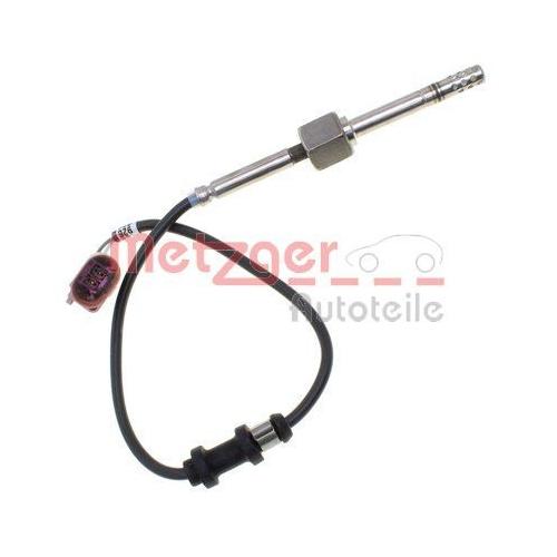 Sensor, Abgastemperatur METZGER 0894204 ORIGINAL ERSATZTEIL SEAT VW