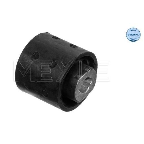 Mounting, axle beam MEYLE 300 331 7109 MEYLE-ORIGINAL: True to OE. BMW