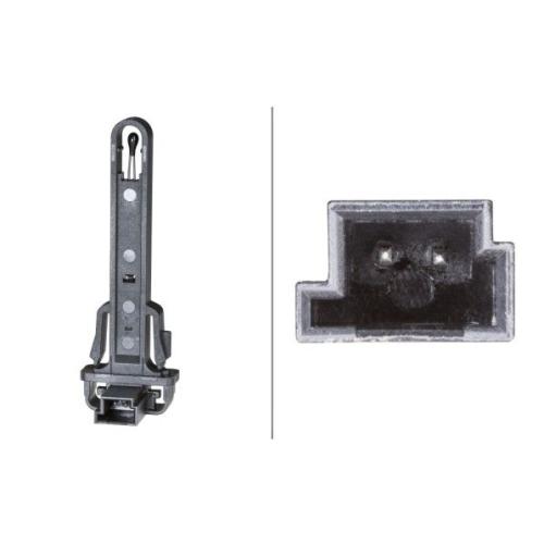 HELLA Sensor, Innenraumtemperatur 6PT 009 104-151