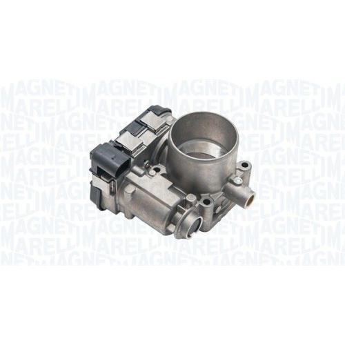 Throttle body MAGNETI MARELLI 802010136401 VAG