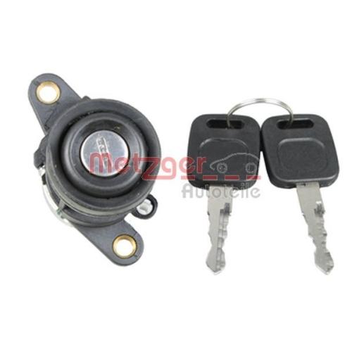 Tailgate Lock METZGER 2310557 VW