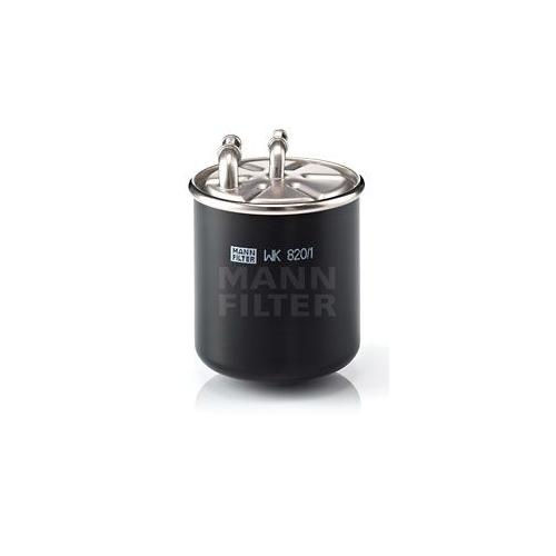 Fuel filter MANN-FILTER WK 820/1 CHRYSLER FIAT MERCEDES-BENZ