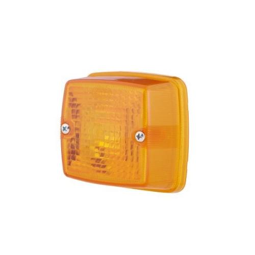 Lichtscheibe, Blinkleuchte HELLA 9EL 110 536-001 FIAT IVECO MERCEDES-BENZ SAME