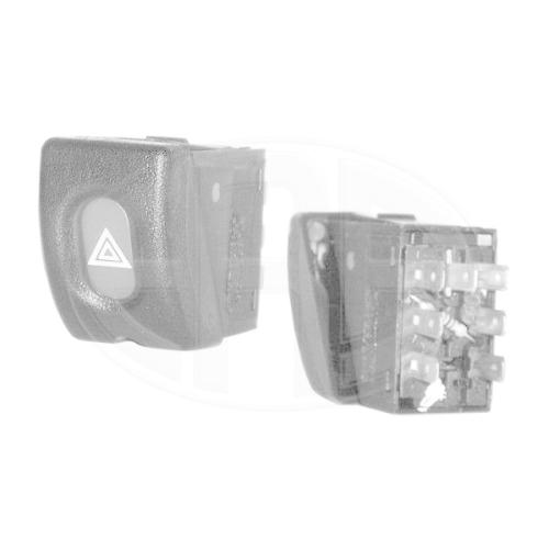 Hazard Light Switch ERA 662108 OPEL GENERAL MOTORS