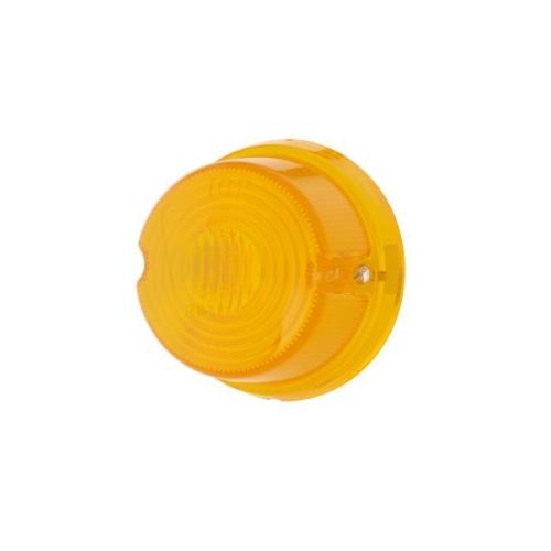Lens, indicator HELLA 9EL 088 150-001 DAF MERCEDES-BENZ CASE IH O & K LIEBHERR