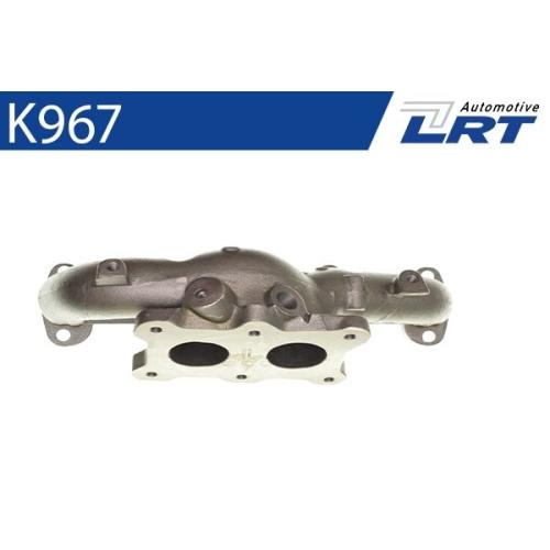 LRT Manifold, exhaust system K967