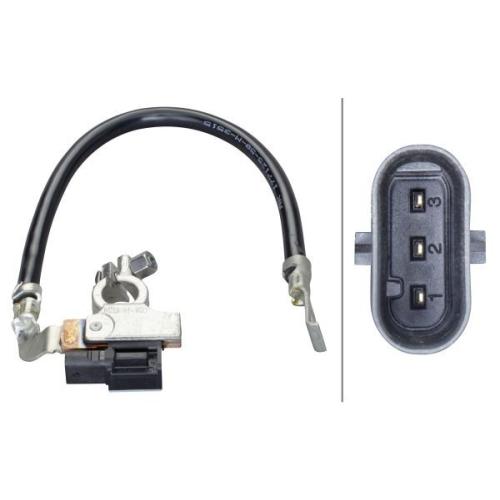 Sensor, Batteriemanagement HELLA 6PK 010 562-921 BMW