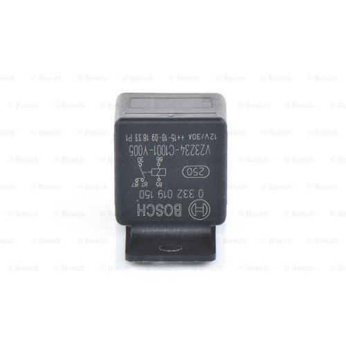 BOSCH Relay, engine management control unit 0 332 019 150