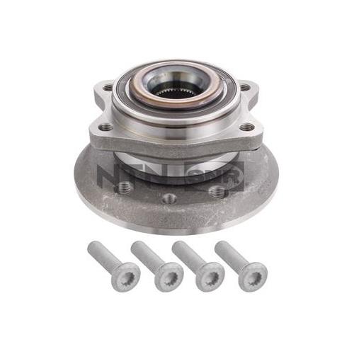 Wheel Bearing Kit SNR R154.72 MAN VW