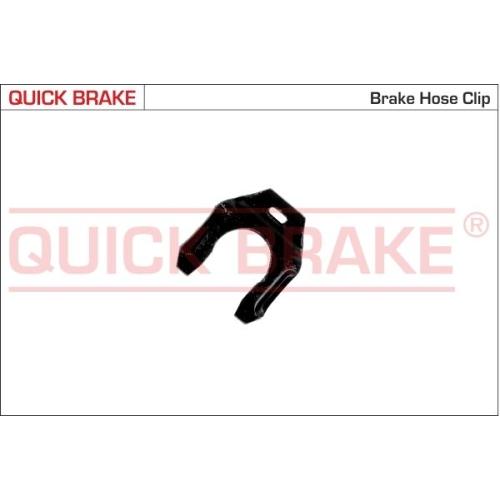 Holding Bracket, brake hose QUICK BRAKE 3214 VOLVO