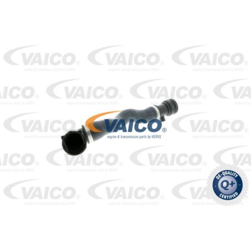 Radiator Hose VAICO V20-0863 Q+, original equipment manufacturer quality BMW