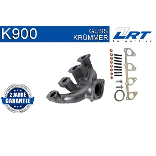 Krümmer, Abgasanlage LRT K900 OPEL VAUXHALL