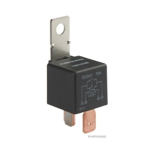 Relay, main current HERTH+BUSS ELPARTS 75613196 DAF FIAT FORD IVECO MAN SCANIA