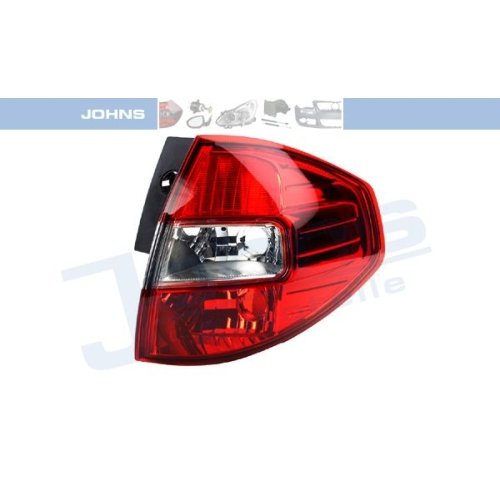 Combination Rearlight JOHNS 60 86 88-1 RENAULT