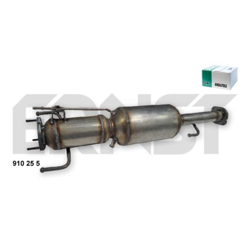 Soot/Particulate Filter, exhaust system ERNST 910255 Set ALFA ROMEO
