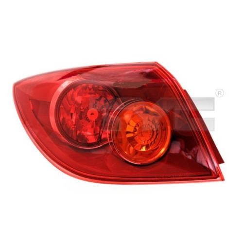 Combination Rearlight TYC 11-6118-11-2 MAZDA