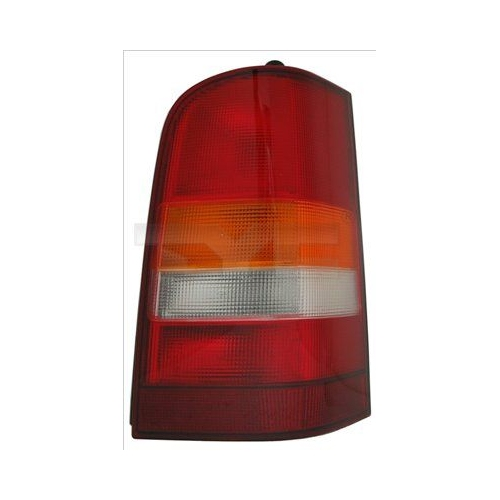 Combination Rearlight TYC 11-0567-01-2 MERCEDES-BENZ
