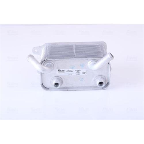 Ölkühler, Automatikgetriebe NISSENS 90722 VW