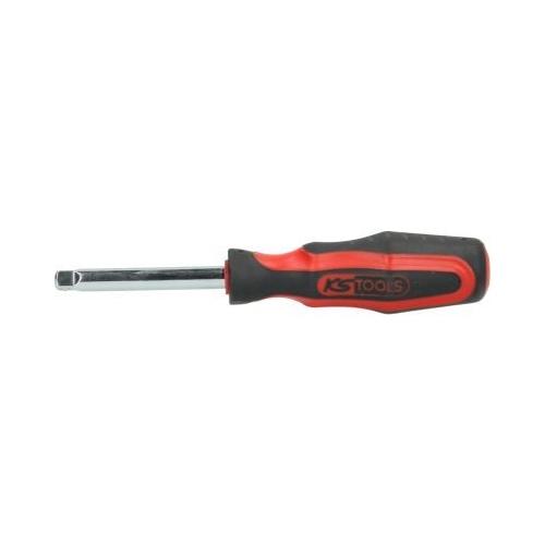 KS TOOLS 1/4 inch CHROMEplus Square drive screwdriver, 150mm 918.1434