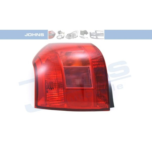 Combination Rearlight JOHNS 81 11 87-1 TOYOTA