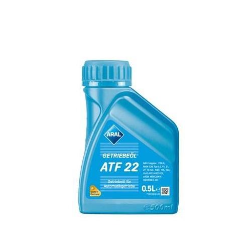 ARAL gear oil gear oil ATF 22 1 liter 154EC0