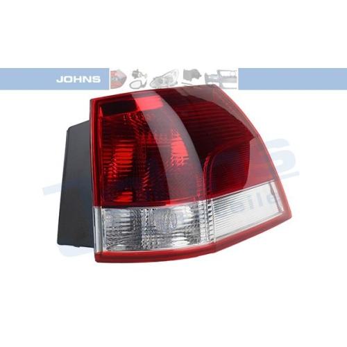 Combination Rearlight JOHNS 55 16 88-5 OPEL
