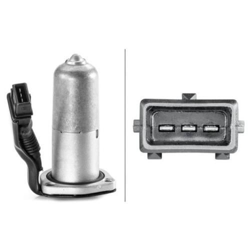 Sensor, Motorölstand HELLA 6PR 006 257-021 BMW MACK