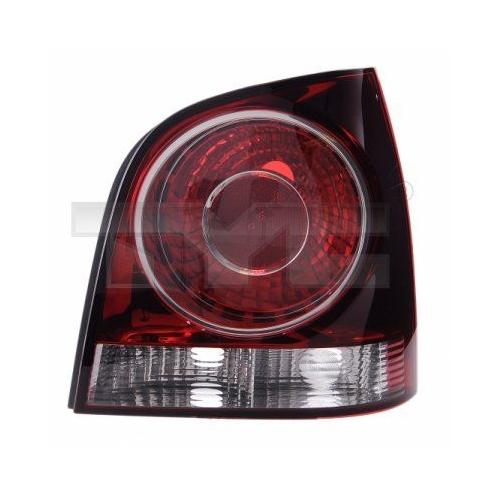 Combination Rearlight TYC 11-1116-01-2 VW