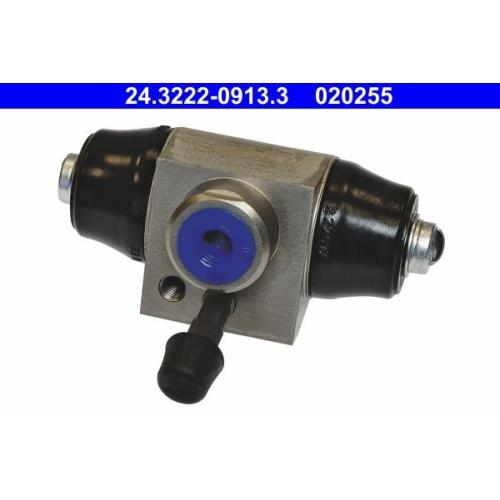 Radbremszylinder ATE 24.3222-0913.3 VAG