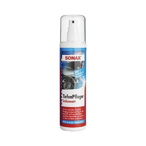SONAX Kunststoffpflegemittel TiefenPfleger Seidenmatt 300 ml 03830410