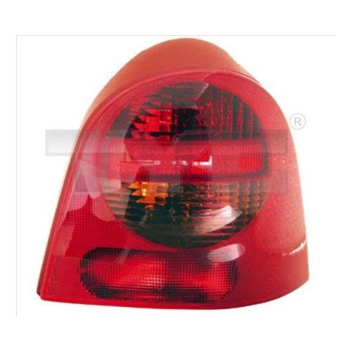 Combination Rearlight TYC 11-0223-01-2 RENAULT