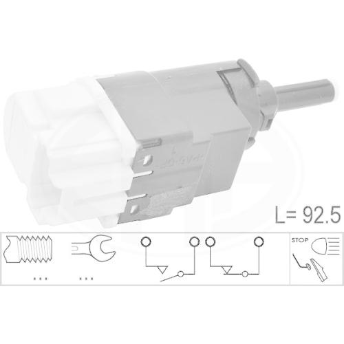 Brake Light Switch ERA 330934 RENAULT