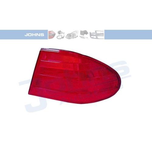 Combination Rearlight JOHNS 50 15 88-1 MERCEDES-BENZ