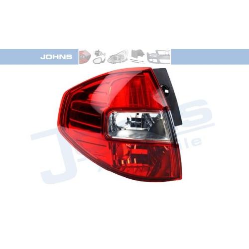 Combination Rearlight JOHNS 60 86 87-1 RENAULT