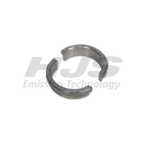 Reducer, flange connection (exhaust system) HJS 82 00 0055 MERCEDES-BENZ