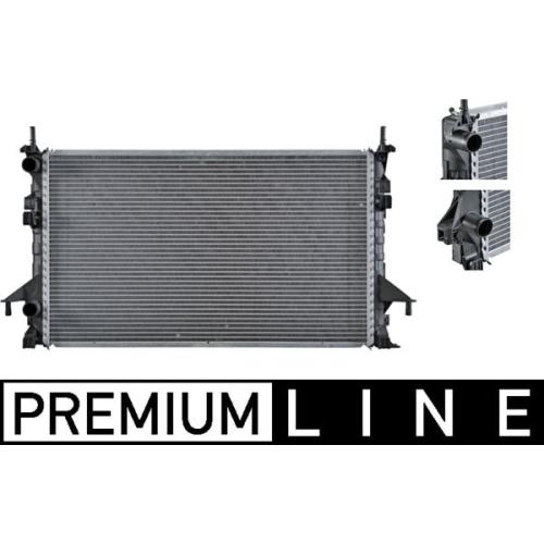 Kühler, Motorkühlung MAHLE CR 460 000P BEHR *** PREMIUM LINE *** RENAULT