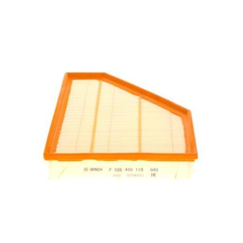 Luftfilter BOSCH F 026 400 119 BMW