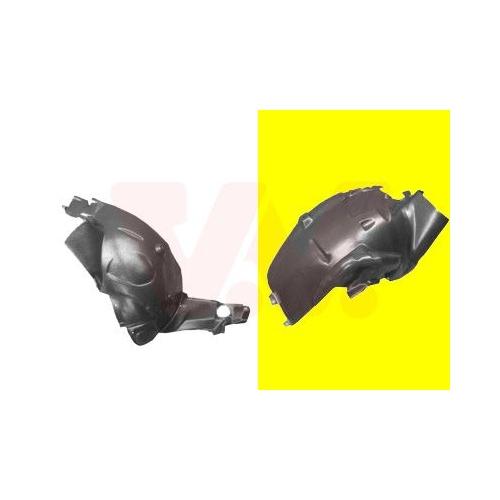 Verkleidung, Radhaus VAN WEZEL 3017434 MERCEDES-BENZ
