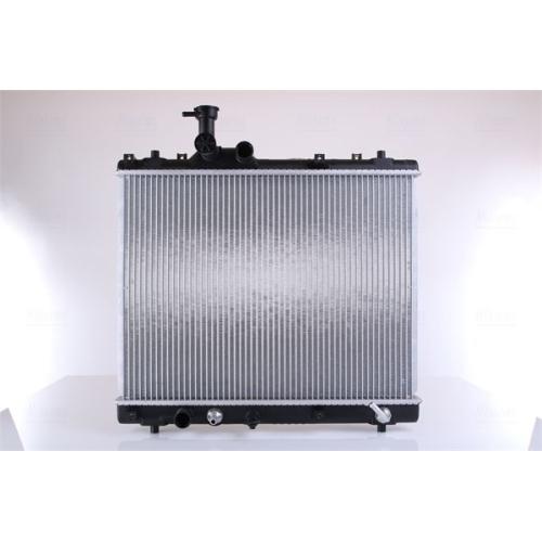 Radiator, engine cooling NISSENS 69402 SUZUKI