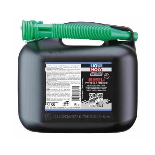LIQUI MOLY Pro-Line JetClean Diesel-System-Reiniger 5 Liter 5155