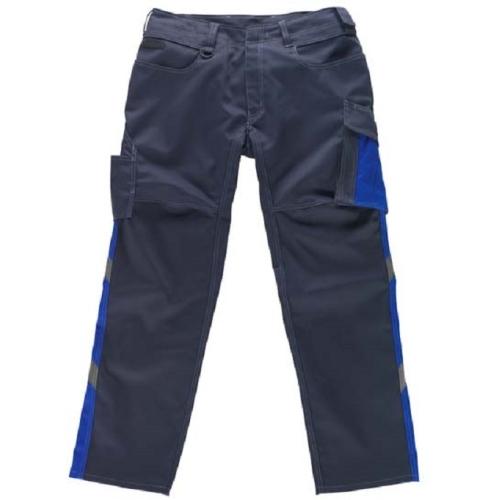 MASCOT PANTS OLDENBURG in corn blue / black blue. Size: 50 12579-442-0101182C50