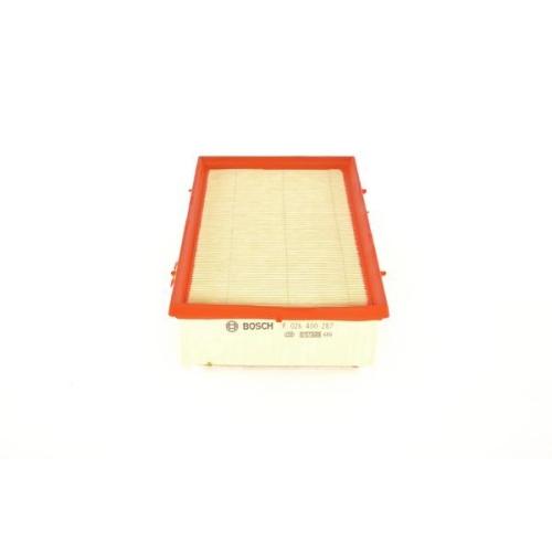 Luftfilter BOSCH F 026 400 287 AUDI SEAT SKODA VW