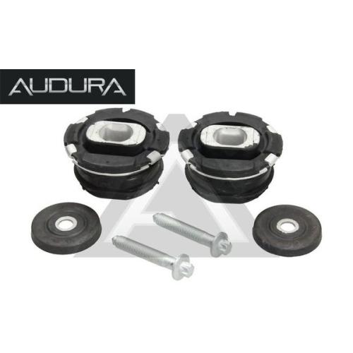 1 repair kit, axle beam AUDURA suitable for MERCEDES-BENZ