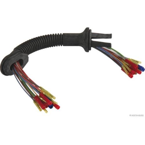 Kabelreparatursatz, Heckklappe HERTH+BUSS ELPARTS 51277043 AUDI VAG