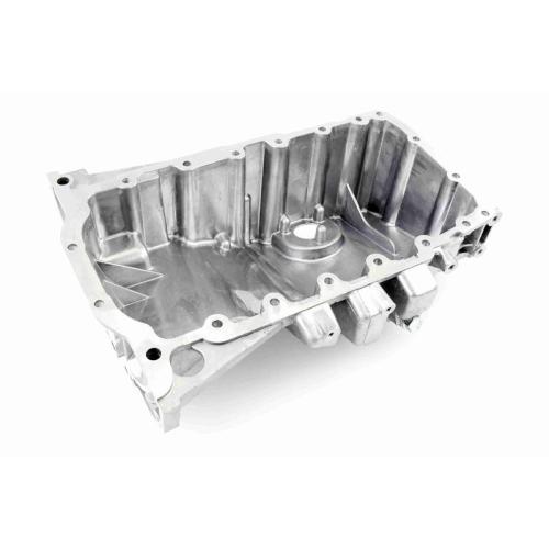 Oil sump VAICO V10-3857 Original VAICO Quality AUDI SEAT SKODA VAG