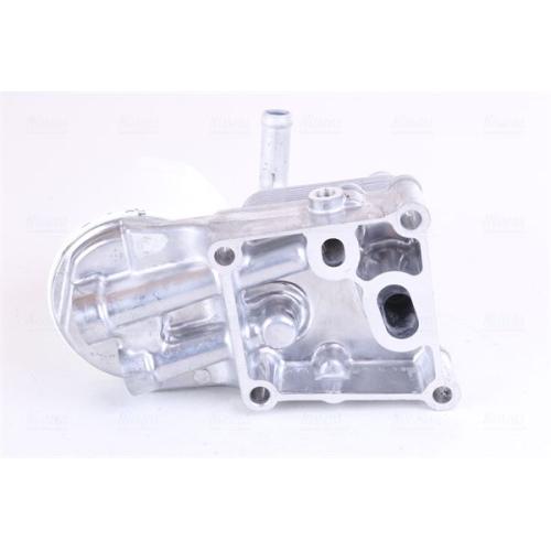 Ölkühler, Motoröl NISSENS 90696 FORD