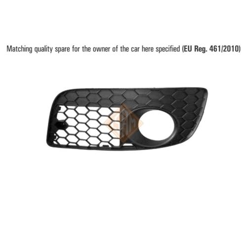Ventilation grille, front bumper left ISAM 0933719