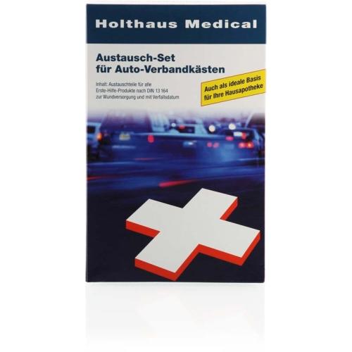 HOLTHAUS AUSTAUSCH SET VERBANDSKASTEN Artikel Nr.: 60165